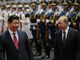 China and Russia agree....