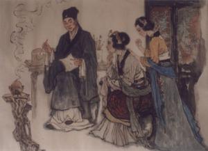 Li Kao (Li Gao)